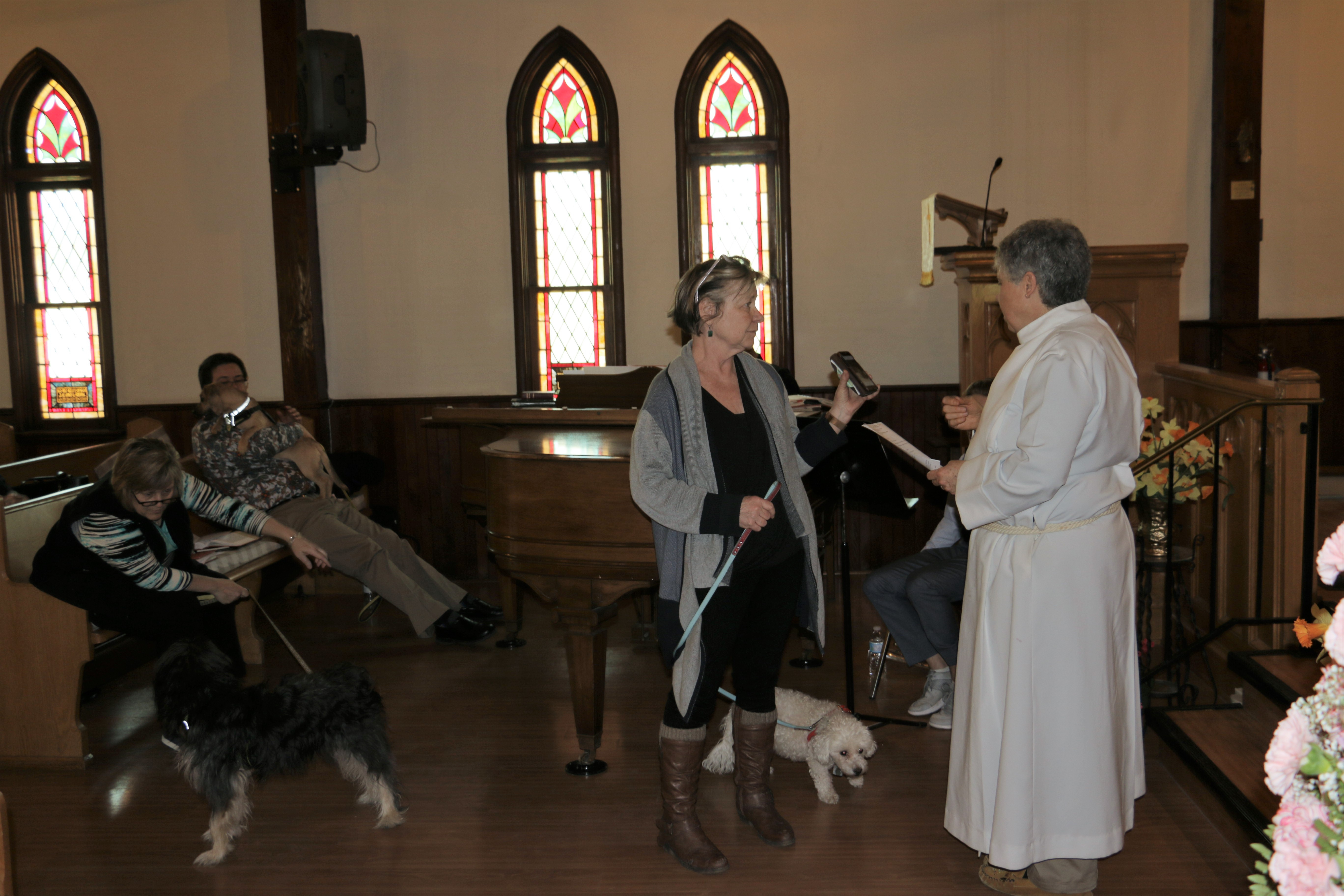 Blessing of the Animals 2018 – The Church of the Epiphany